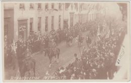 22804g GUERRE 14 - 18 - LIBERATION à JETTE - 22-1-1918 - Carte Photo - Jette