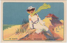 22846g GOLF - DUNES - PLAGE - LE ZOUTE - Knocke Sur Mer - Knokke