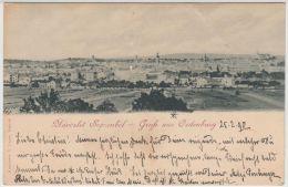 22919g OEDENBURG - Panorama - Village - 1898 - Hongrie