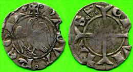 [DO] PADOVA - Ulrico Valdsee (1320-21)  GROSSO (Argento / Argent) - Regional Coins