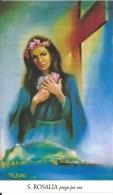 S. ROSALIA - PALERMO -  Mm.65X110 - M - PR - Religion & Esotérisme