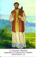 S. EUSANIO M. - MONTERODUNI (IS) -  Mm. 67X110 - M -PR - Religion & Esotérisme