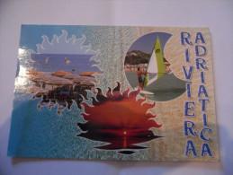 CARTOLINA RIMINI VIAGGIATA - Rimini