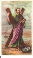 S. ANDREA APOSTOLO -  Mm. 57X98 - E - PR - ED. EB NR.2/420 - Religione & Esoterismo