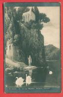 151545 / Germany Art Hans Rudolf Schulze - DIE INSEL DER PHAEAKEN , THE ISLAND Of The SWAN -739 USED Bulgaria Bulgarie - Schulze, Hans Rudolf