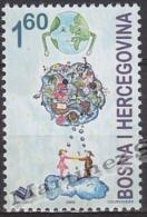 Bosnia Hercegovina - Bosnie 2000 Yvert 331, Week Of The Children - MNH - Bosnia And Herzegovina
