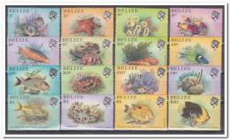 Belize 1984, Postfris MNH, Marine Life - Belize (1973-...)