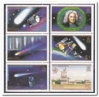 Belize 1986, Postfris MNH, Halley Cher Komet - Belize (1973-...)