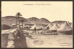 MARRAKECH Le Camp Militaire Du Guilliz (Michel) Maroc Afrique - Marrakech