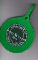 MACARON  PORTE-NOM  POUR  MEMBRE  MAKILA  GOLF-CLUB  DE BAYONNE -BASSUSSARRY  2006 / BELLE DECO - Apparel, Souvenirs & Other
