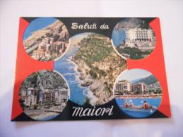 CARTOLINA MAIORI   VIAGGIATA - Salerno