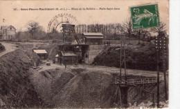 St-Pierre-Montlimart.. Animée.. Mines De La Bellière.. Puits St-Jean.. Mines D'Or.. Mines.. Carrières.. Puits - Frankreich