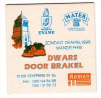 Belgique Roman - Sous-bocks