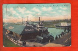 1 Cpa  Fairbanks Northem Commercial Co S Dock - Fairbanks