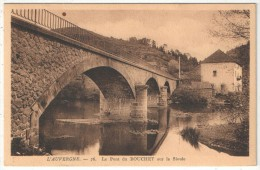 63 - MIREMONT - Le Pont Du BOUCHET Sur La Sioule - Autres Communes