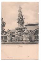 CP, 65, TARBES, La Fontaine Duvigneau, Dos Simple, Vierge - Tarbes