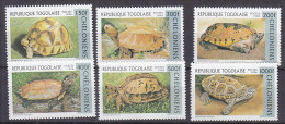 D0304 - TOGO Yv N°1517/22 ** ANIMAUX ANIMALS - Togo (1960-...)