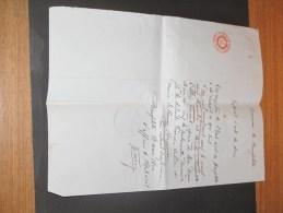 Brugelette - Extrait Acte De Décès De Vincent DELLOIS, Dcd Le 29/12/1909 - Daté Du 18/3/1910 - Documents Historiques