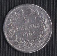 A SAISIR---5 FRANCS LOUIS PHILIPPE I 1839 A - ETAT TB++ - France