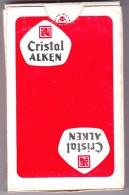 """Cristal ALKEN - 32 Kaarten Met JOKER - Nieuwe Staat. Misvorming Van De """"E"""" Op Doosje, 3 Scans - 32 Kaarten"""