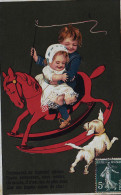 ENFANTS CP EN RELIEF - Cartes Humoristiques
