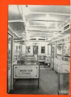 """Photos RATP - Voiture Nord-Sud (1910)- Collection """"Chic Et Choc"""" - Métro"""
