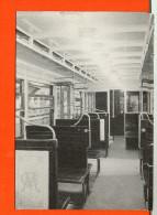"""Photos RATP - Motrice 500 Sprague - Thomson (1908) Intérieur Métro - Collection """"Chic Et Choc"""" - Métro"""