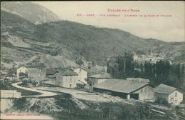 11 AXAT / Vue Générale, Quartier De La Gare Et Village / - Axat