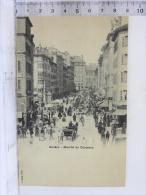 CPA Précurseur SUISSE GENEVE - Marché De Coutance - GE Geneva