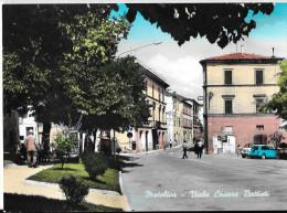 MARCHE-MACERATA-MATELICA VIALE CESARE BATTISTI - Italia