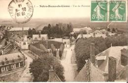 Liesse-Notre-Dame (02350) : Notre-Dame-de-Liesse - Vue Du Panorama - France