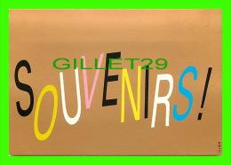 COMICS - HUMOUR - SOUVENIRS ! - CREATIVE PAPER & BOX CRÉATO  PRODUCTION STUDIO - - Bandes Dessinées