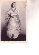 Cart B/N Albania -- Costume Di TIRANA ---- Viaggiata 26 4 1941