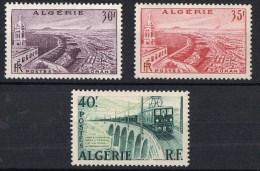 ALGERIE  N** 339 A 340  MNH - Nuevos