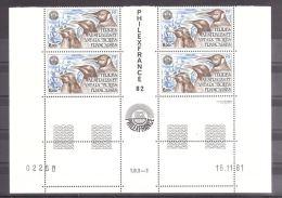 TAAF - 1982 - Poste Aérienne N° 71 - Neuf ** - Coin Daté 16.11.81 - Verzamelingen, Voorwerpen & Reeksen