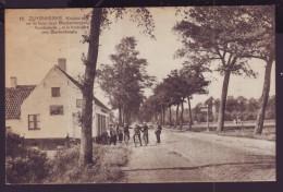 Carte Postale - ZUIENKERKE - ZUYENKERKE - Kruiskalsijde Et Le Boulevard Vers Blankenberghe - Baan - 1939 - Vélo  // - Zuienkerke