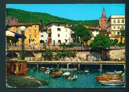 YUGOSLAVIA  -  Lovran  Used Postcard  Mailed To The UK As Scans - Yugoslavia