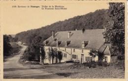 Vallée De La Masblette - Le Fourneau Saint-Michel Circulée En 1953 - Nassogne