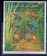 IRAN Nº HB 36 - Fische
