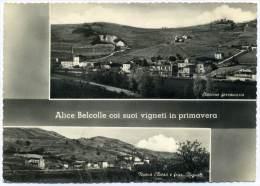 M.672.  ALICE BELCOLLE D'ALBA  - Alessandria - Other Cities