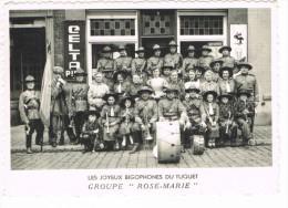 MOUSCRON Les Joyeux Bigophones Du Tuquet - Mouscron - Moeskroen