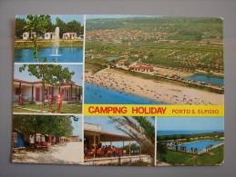 Ap1137)  Porto S. Elpidio - Camping Holiday - Ascoli Piceno
