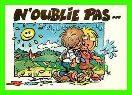 COMICS - HUMOUR - N'OUBLIE PAS ... LES BEAUX JOURS  - E.P.S. - No K908 - - Bandes Dessinées