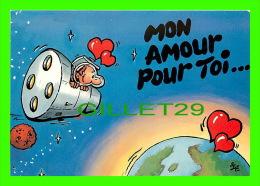 COMICS - MON AMOUR POUR TOI ...EST SANS FRONTIÈRES  - E.P.S. - No K916 - - Bandes Dessinées