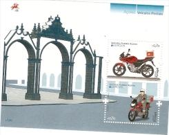 Portugal ** & Açores Europa, Veículos Postais 2013 - Poste