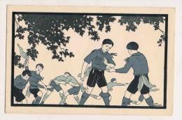 La Vie Scoute Le Jeu Du Foulard - Scoutisme