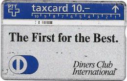 PTT: K-92/80 205L Diners Club International