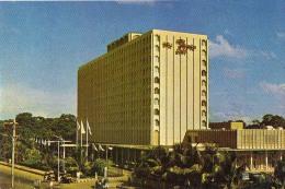AK BANGLADESCH DACCA HOTEL INTERCONTINENTAL  ALTE POSTKARTEN - Bangladesh