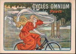 CYCLES OMNIUM -PARIS - Cyclisme
