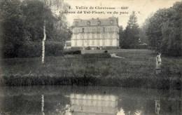 91 Vallée De Chevreuse GIF Chateau Du Val Fleuri - Gif Sur Yvette